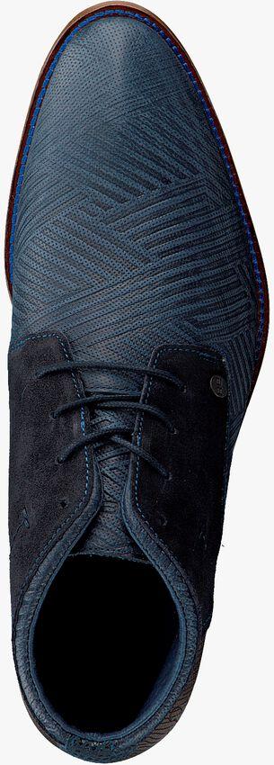 Blauwe REHAB Nette schoenen SALVADOR ZIG ZAG - larger