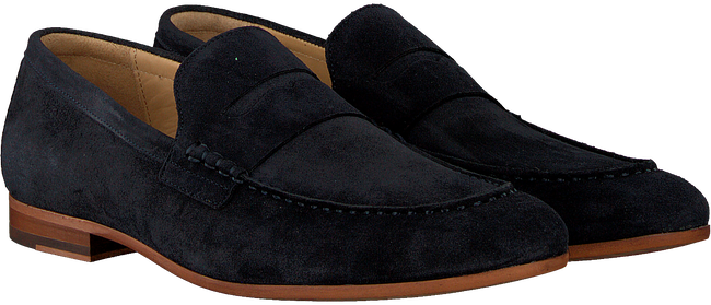 Blauwe VERTON Loafers 9262  - large