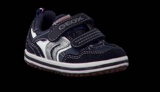 Blue GEOX shoe J11A4L  - large