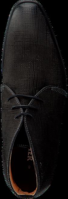VAN LIER Richelieus 96051 en noir - large