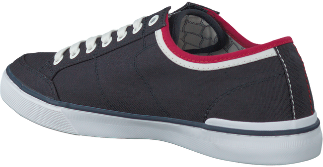 Blauwe TOMMY HILFIGER Sneakers CORE CORPORATE TEXTILE SNEAKER - large