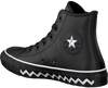 Zwarte CONVERSE Sneakers CHUCK TAYLOR ALL STAR HI DAMES  - small