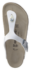 Witte BIRKENSTOCK PAPILLIO Slippers GIZEH  - small