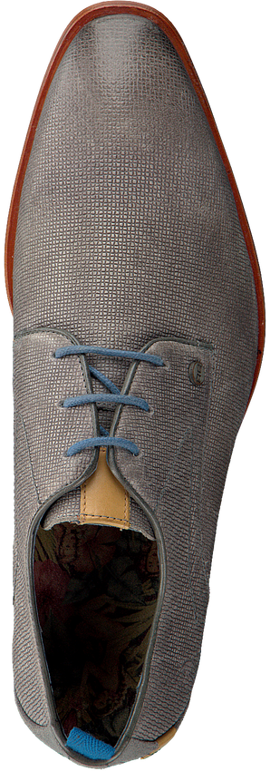 Taupe REHAB Nette schoenen GREG WALL 02  - larger