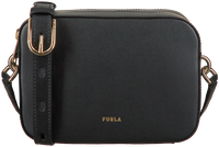 FURLA Sac bandoulière BLOCK MINI CROSSBODY en noir  - medium