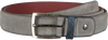 FLORIS VAN BOMMEL Ceinture 75188 en gris  - small
