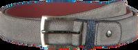 FLORIS VAN BOMMEL Ceinture 75188 en gris  - medium