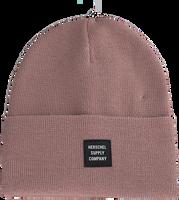 HERSCHEL Bonnet ABBOTT en rose - medium