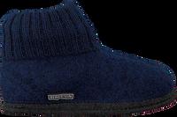 Blauwe BERGSTEIN Pantoffels COZY - medium