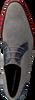 Grijze FLORIS VAN BOMMEL Nette schoenen 18107  - small