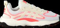 Witte ADIDAS Lage sneakers HAIWEE C - medium