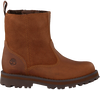 Cognac TIMBERLAND Enkelboots COURMA KID WARM LINED  - small