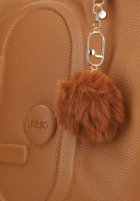 Bruine LIU JO Shopper INCANTATA SHOPPING BAG  - large
