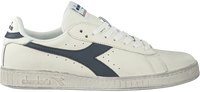 Witte DIADORA Lage sneakers GAME L LOW WAXED - medium