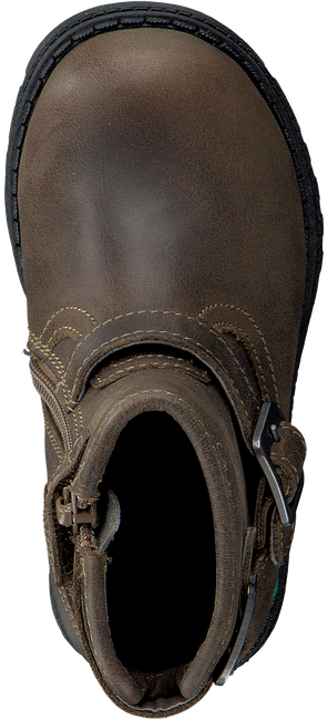 BUNNIES JR Biker boots TINA TROTS en taupe - large