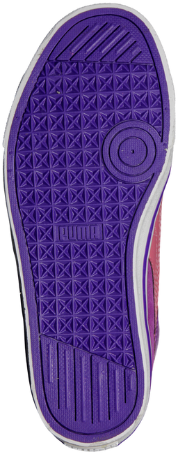 PUMA Baskets 351887 en violet - large
