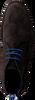 FLORIS VAN BOMMEL Bottines à lacets 10203 en marron  - small