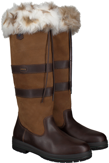 DUBARRY Chaussettes LYNX en marron - large