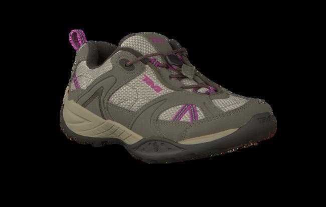 TEVA Chaussures à lacets SKY LAKE 4286 en gris - large