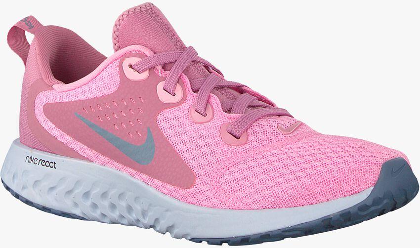 Roze NIKE Sneakers NIKE LEGEND REACT (GS) - larger