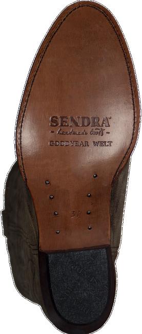 SENDRA Santiags 8840 en taupe - large