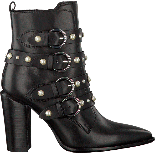 BRONX Bottines 33995 en noir - large