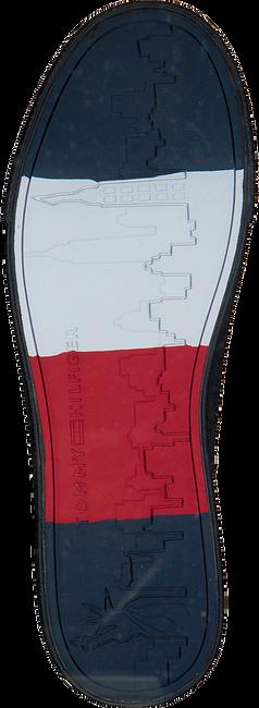 Zwarte TOMMY HILFIGER Sneakers CORPORATE SNEAKER  - large