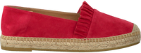 KANNA Espadrilles KV8000 en rouge - medium