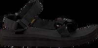 Black TEVA shoe MIDFORM UNIVERSAL  - medium