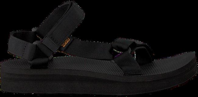 Black TEVA shoe MIDFORM UNIVERSAL  - large