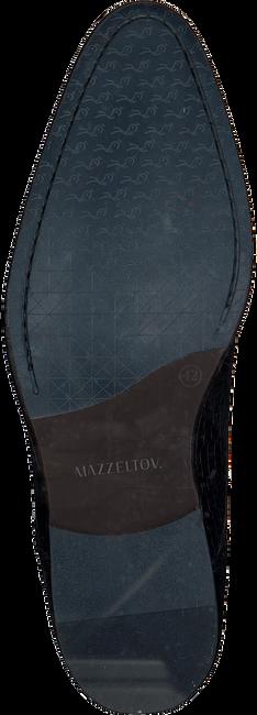 Zwarte MAZZELTOV Nette Schoenen MREVINTAGE603.  - large