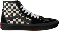 VANS Baskets montantes UA COMFYCUSH SK8-HI en noir  - medium