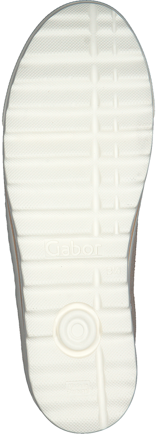 GABOR Baskets basses 495 en beige  - larger