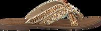 Beige LAZAMANI Slippers 75.526 - medium