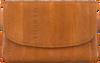BECKSONDERGAARD Porte-monnaie HANDY RAINBOW AW19 en cognac  - small