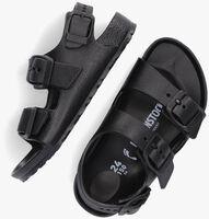 BIRKENSTOCK Sandales MILANO KIDS EVA en noir - medium