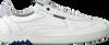 FLORIS VAN BOMMEL Baskets basses 16342 en blanc  - small