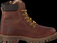 DEVELAB Chaussures à lacets 41073 en cognac  - medium
