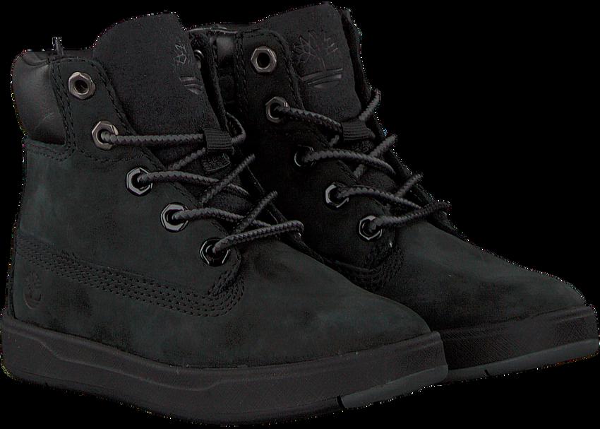 Zwarte TIMBERLAND Sneakers DAVIS SQUARE 6 KIDS - larger