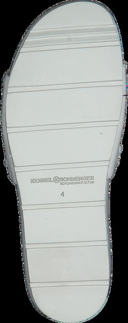 KENNEL & SCHMENGER Tongs 94540 en blanc - large