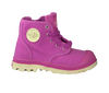 PALLADIUM Bottillons PAMPA HI KIDS en rose - small