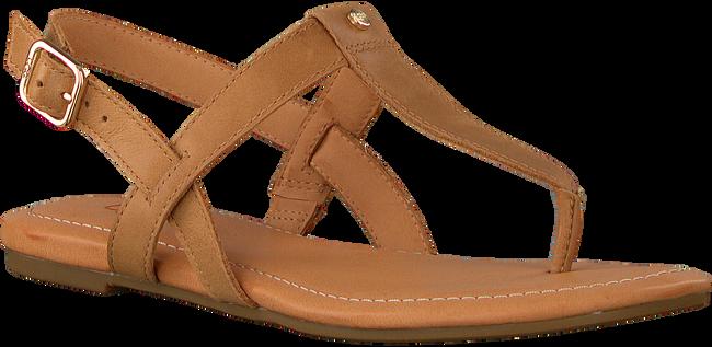 UGG Sandales W DINUBA en marron  - large