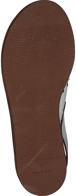 NOTRE-V Sandales ETTO19-B en blanc  - large