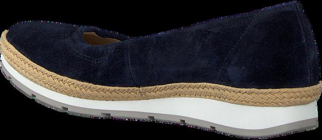GABOR Chaussures à enfiler 400 en bleu  - large