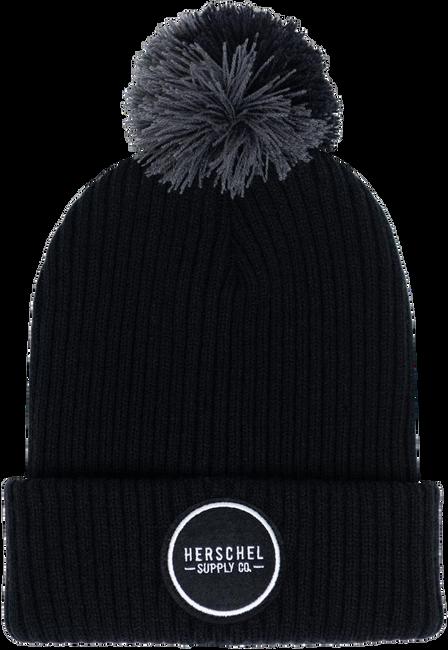 HERSCHEL Bonnet SEPP en noir  - large