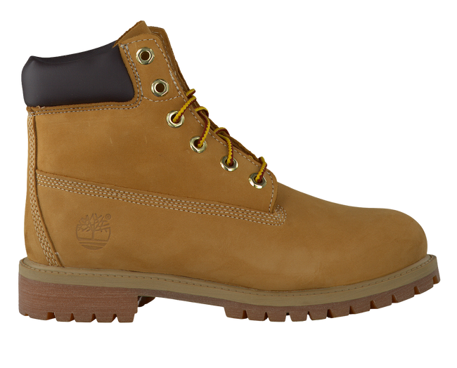 Camel TIMBERLAND Veterboots 6IN PREMIUM WP DAMES  - large