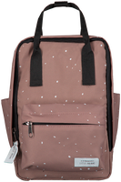 LITTLE INDIANS Sac à dos DOTS BACKPACK en rouge  - medium