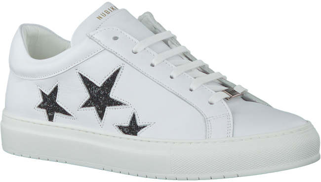 Witte NUBIKK Sneakers JULIA GALLAXY  - large