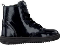JOCHIE & FREAKS Bottines à lacets 20160 en bleu  - medium