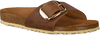 cognac BIRKENSTOCK PAPILLIO shoe MADRID BIG BUCKLE  - small